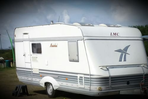 Hire a motorhome in Calden from private owners  LMC Münsterländer