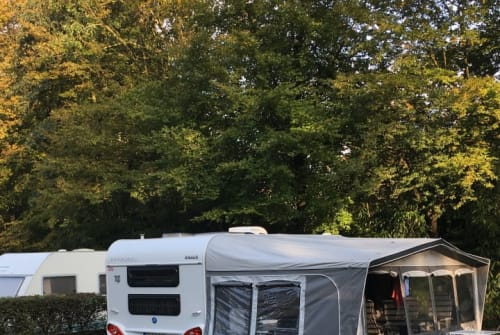 Hire a motorhome in Borken from private owners| Knaus Knausi