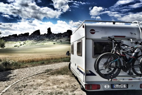 Hire a motorhome in Sinntal from private owners| Bürstner Bürsti