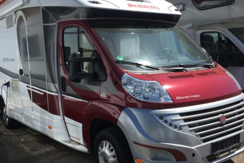 Hire a motorhome in Bad Grund from private owners| Dethleffs / Fiat Ducato Ottocar