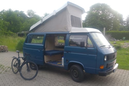 Hire a motorhome in Rostock from private owners  VW DORI