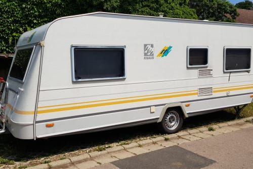 Hire a motorhome in Birgland from private owners| Knaus Ötzi
