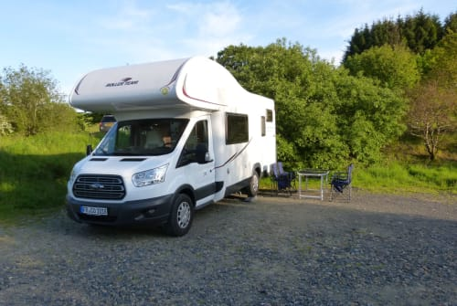 Hire a motorhome in Eisenbach from private owners| Ford Wally
