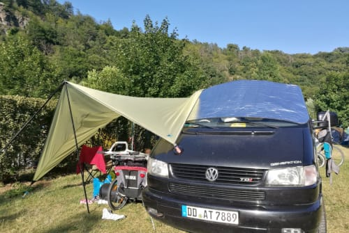 Hire a motorhome in Dresden from private owners| VW Bernd Ullrich