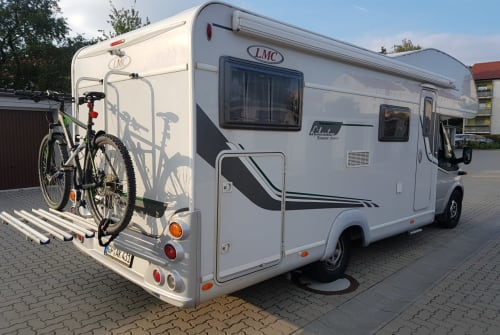 Hire a motorhome in Helmstedt from private owners| Ford  Lady Liberty
