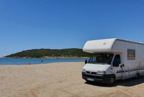 Hire a motorhome in Hemmingen from private owners| Fiat  Norbert