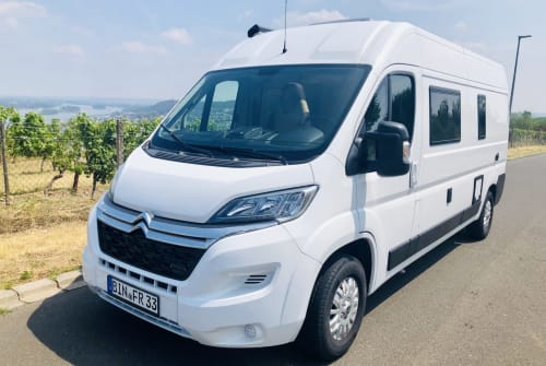 Hire a motorhome in Bingen am Rhein from private owners| Clever Free One
