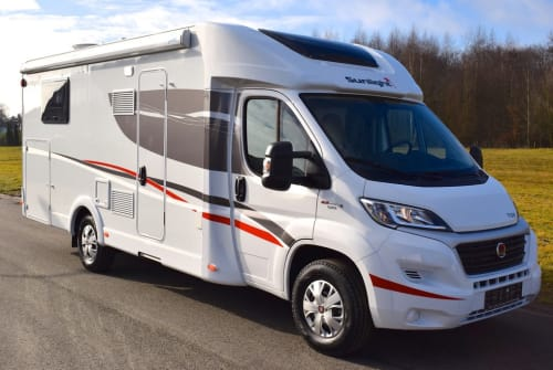 Hire a motorhome in Frauensee from private owners  Sunlight T65