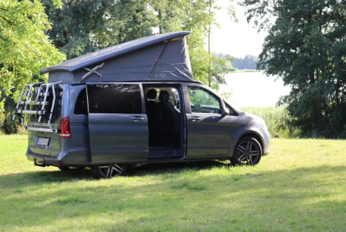 Hire a motorhome in Schmalensee from private owners  Mercedes-Benz See-Fahrer