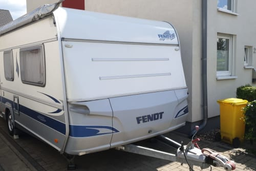Hire a motorhome in Hürth from private owners| Fendt EFendti