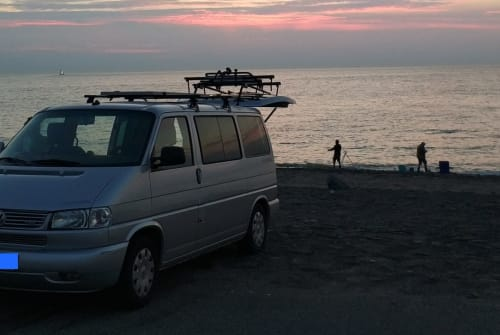 Hire a motorhome in Lübeck from private owners| VW  Ulli
