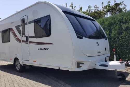 Hire a motorhome in Goslar from private owners| Sprite Luxusbungalow
