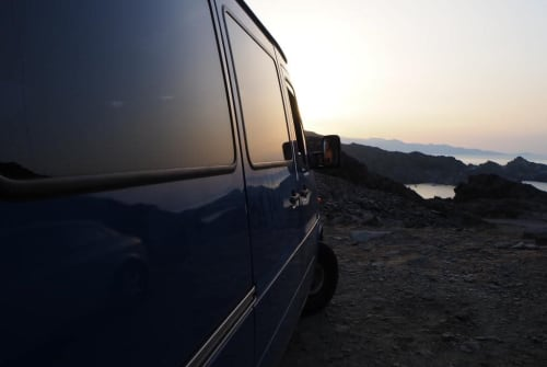 Hire a motorhome in Sickte from private owners  Mercedes Benz Blue Lion