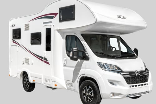 Hire a motorhome in Haßfurt from private owners| PLA PLA Siena 422