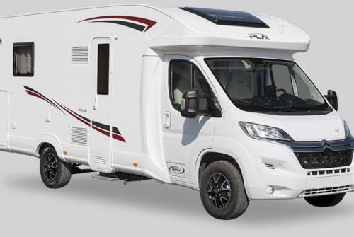 Hire a motorhome in Haßfurt from private owners| PLA Happy 390