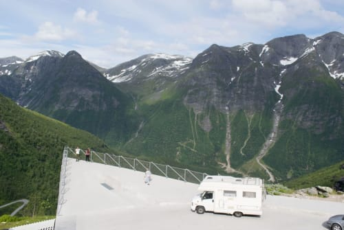 Hire a motorhome in Berlin from private owners| Fiat Rolly (aka The Beauty)