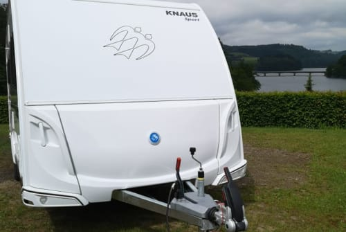Hire a motorhome in Bergheim from private owners| Knaus Knauserine