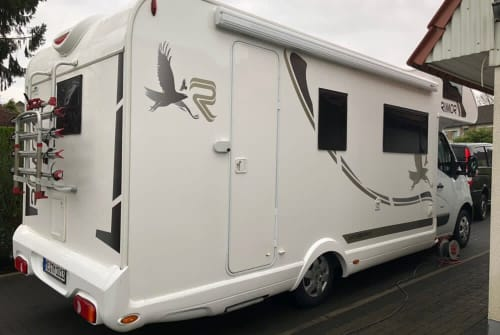 Hire a motorhome in Mettmann from private owners  Rimor Rimor sound