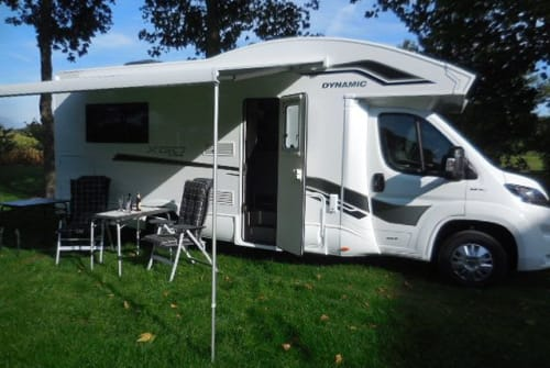 Hire a motorhome in Rheine from private owners| XGO Liberty L