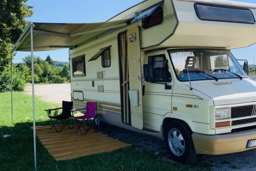 Hire a motorhome in Reutlingen from private owners| Fiat Ducato Gilbert