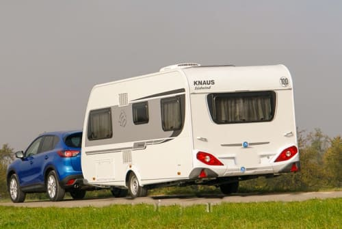Hire a motorhome in Lambrecht (Pfalz) from private owners| Knaus JESSY