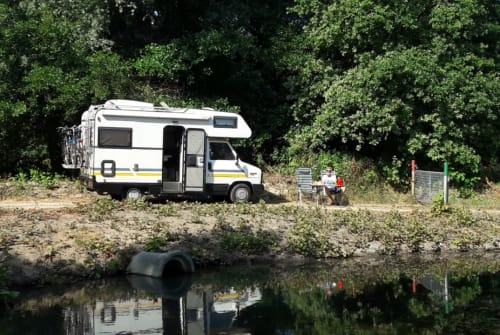 Hire a motorhome in Purmerend from private owners| Fiat Campie