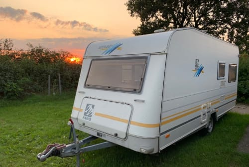 Hire a motorhome in Schleswig from private owners| Knaus Südwind  Rudi