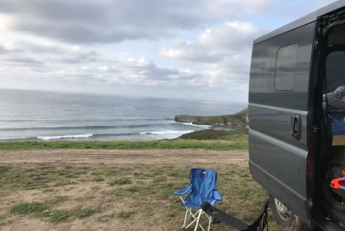Hire a motorhome in Seignosse from private owners| Citroën  Paul