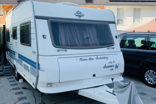 Hire a motorhome in Heitersheim from private owners| Hobby Excellent Sunny Camper