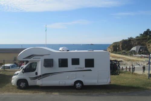 Hire a motorhome in Kiel from private owners| XGO i-move WoMo 321-los