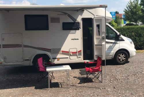 Hire a motorhome in Köln from private owners| Ford  Ausreißer