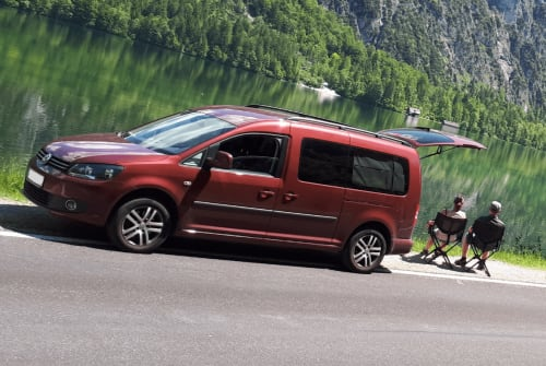 Hire a motorhome in Liesing from private owners| VW Caddy Maxi DSG