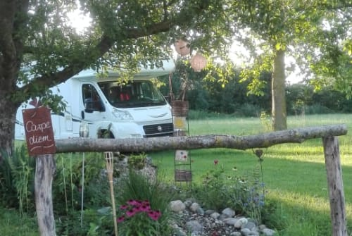 Hire a motorhome in Dittenheim from private owners  Mc Louis Mc Louis