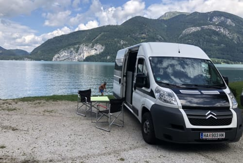 Hire a motorhome in Kuchl from private owners| CITROËN  Mia4 Camper III