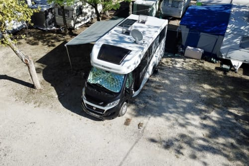 Hire a motorhome in Nohfelden from private owners  Forster  Europa1