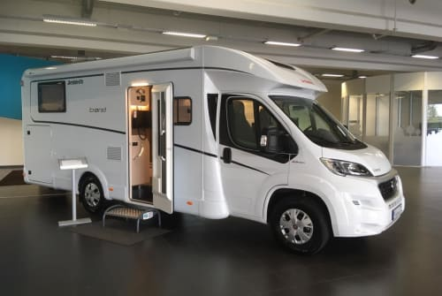 Hire a motorhome in Elsenfeld from private owners| Dethleffs  Dethleffs Trend