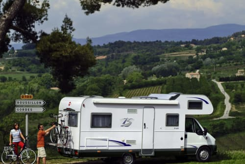 Hire a motorhome in Linz am Rhein from private owners| Bürstner Sweet Home.....