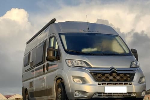 Hire a motorhome in Seevetal from private owners| Globecar Globescout Plus Howie