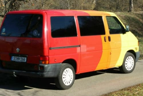 Hire a motorhome in Karlsruhe from private owners| VW Klecks