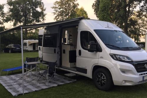 Hire a motorhome in Vaterstetten from private owners| Fiat Ducato  Amundsen 540D