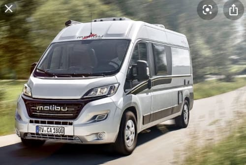 Hire a motorhome in Stephansposching from private owners  Malibu SAM