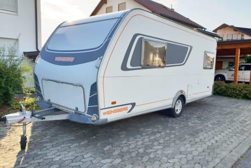 Hire a motorhome in Orsingen-Nenzingen from private owners| Weinsberg Weinsberg One