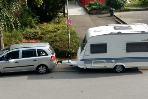 Hire a motorhome in Heiligenhaus from private owners| Hobby  Mimi