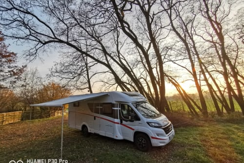 Hire a motorhome in Heideblick from private owners| Fiat Sunny