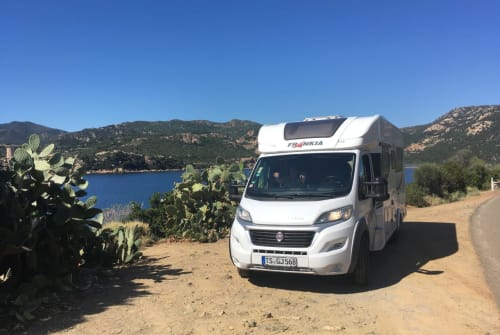 Hire a motorhome in Vogtareuth from private owners| Fiat Ducato Berta