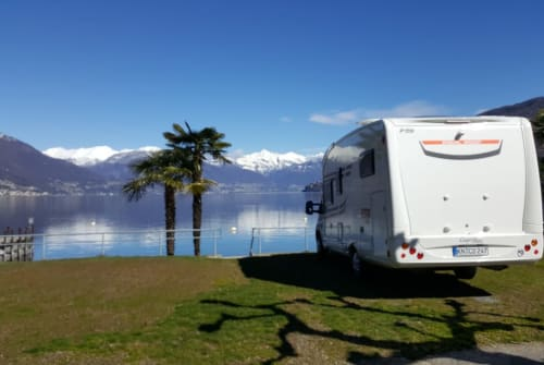 """Hire a motorhome in Mühlhausen-Ehingen from private owners