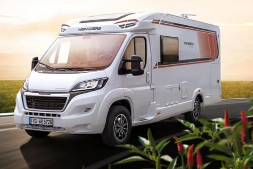Hire a motorhome in Hückelhoven from private owners| Weinsberg Pepper 2020