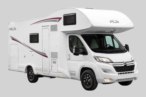 Hire a motorhome in Haßfurt from private owners| PLA Siena 440
