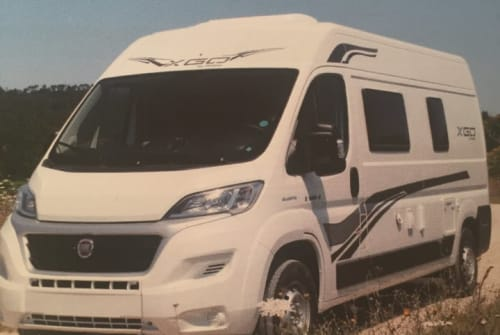 Hire a motorhome in Essen from private owners| XGO  Ameise