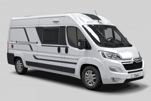 Hire a motorhome in Lübeck from private owners| Adria White Twin